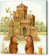 Mclodge Canvas Print