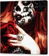 Me Muero De Amor Canvas Print