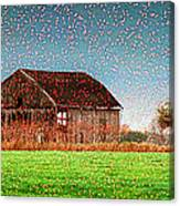 Measles Canvas Print