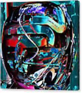 Mechanical Sphere Canvas Print