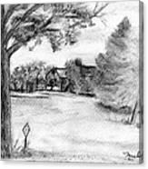 Medford Farm Canvas Print