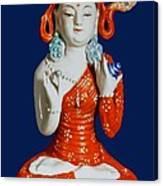 Medicine Buddha 2 Canvas Print