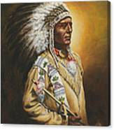 Medicine Chief Canvas Print