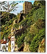 Medieval Durnstein II Canvas Print