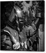 Medieval Faire Knight's Victory 1 Canvas Print