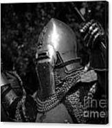 Medieval Faire Knight's Victory 2 Canvas Print
