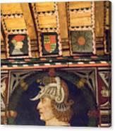 Medieval Splendour Canvas Print