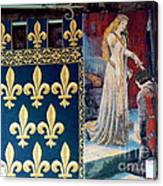Medieval Tapestry Canvas Print