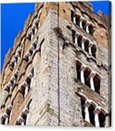 Medieval Tower Canvas Print