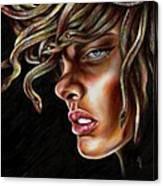 Medusa No. One Canvas Print