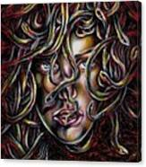 Medusa No. Three Canvas Print