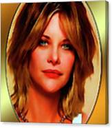Meg Ryan Canvas Print