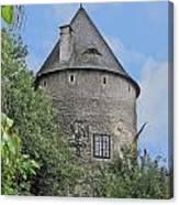 Melk Medieval Tower Canvas Print
