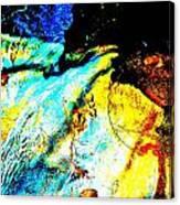 Mellow Yellow 63 Canvas Print