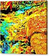 Mellow Yellow 68 Canvas Print