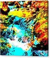 Mellow Yellow 84 Canvas Print