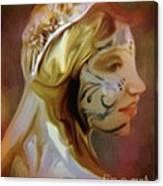 Melusine Of Avalon Canvas Print