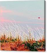 Memorial Day By The Sea Canvas Print