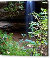 Memorial Falls I Canvas Print