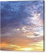 Memorial Morning Canvas Print