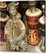 Memories Of Ghana Canvas Print