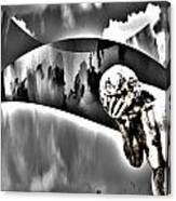 Memories Of Pain Canvas Print