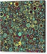 Memory Of Klimt Canvas Print