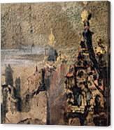 Memory Of Spain Canvas Print