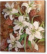 Memory Of Tasha  Canvas Print