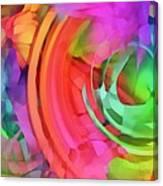 Memory Ribbons  Canvas Print