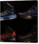 Men's Sports Shoes - 5d20654 Canvas Print