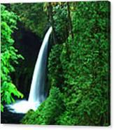 Menteko Falls  Canvas Print