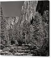 Merced River Yosemite Canvas Print