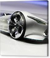 Mercedez Benz Amg Vision Gran Turismo  Canvas Print