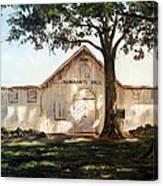Merchants Hall Canvas Print