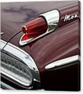 Mercury Monterey Taillight Canvas Print