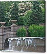 Meridian Hill Canvas Print