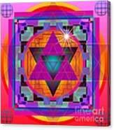 Merkaba 2013 Canvas Print