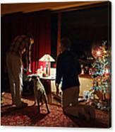 Merry Christmas Everyone Canvas Print