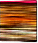 Merry Go Round Abstract Canvas Print