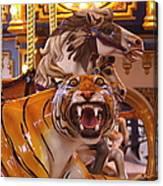 Merry- Go- Round Canvas Print