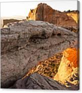 Mesa Arch Sunrise 6 - Canyonlands National Park - Moab Utah Canvas Print