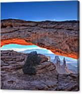 Mesa Morning Canvas Print