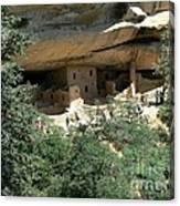 Mesa Verde Cliff Dwellings  Canvas Print