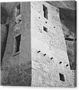 Mesa Verde National Park Cliff Dwelling Canvas Print