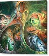 Meson Canvas Print