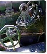 Antique Canon Mechanisms Canvas Print