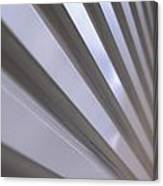Metal Perspective Texture Canvas Print