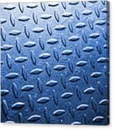 Metallic Floor Canvas Print