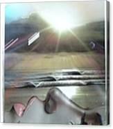 Metallic Visions Canvas Print